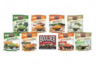 Boulder Canyon Introduces Riced Vegetable Line To The Frozen Aisle