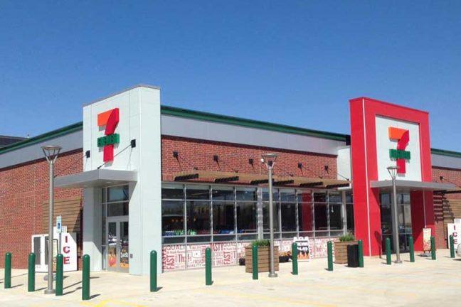 7-Eleven's newest location at NE 36th and Santa Fe in Oklahoma City.