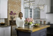 Queen Latifah Launches Exclusive Floral Collection At Ahold's Retail Divisions