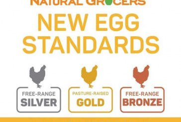Natural Grocers Introduces Its Free-Range Egg Standard
