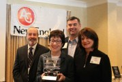 U.S. Sen. Susan Collins Of Maine Honored With Champion Of Independent Grocers Award