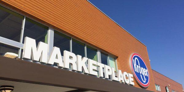 Kroger Marketplace Grand Opening In Dawsonville, Georgia