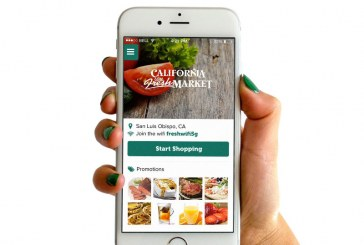 California Fresh Market Opens Line-Free Grocery Store