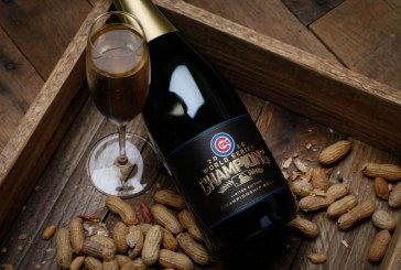 Sparkling Wine Celebrates Cubs' World Series Victory
