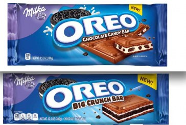 OREO Comes To The Chocolate Aisle With New Line Of Candy Bars
