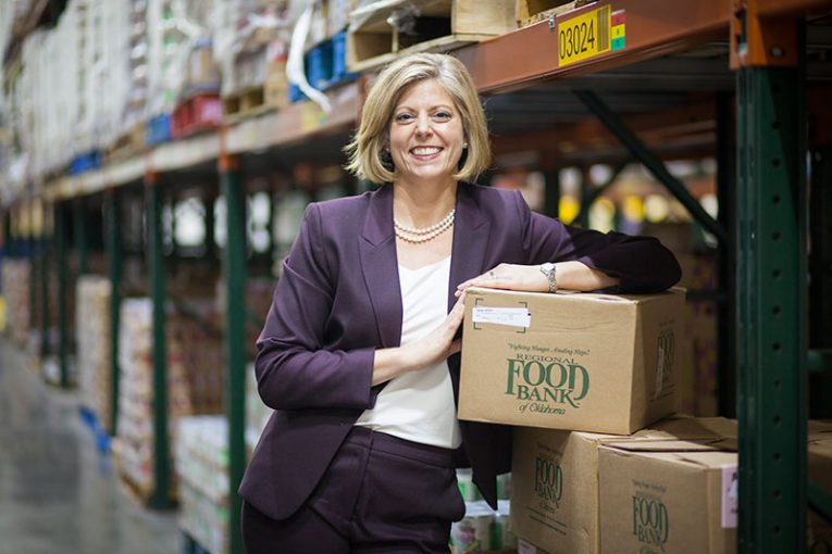 Katie Fitzgerald Is New Ceo Of The Regional Food Bank Of