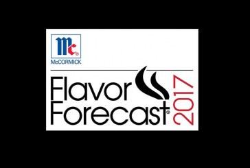 Bold, Cutting-Edge Flavors Define McCormick's 2017 Forecast
