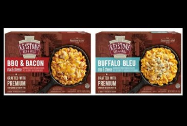 Keystone Bar & Grill's Mac & Cheeses Appear On Kroger Shelves
