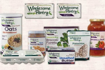 ShopRite Debuts 'Wholesome Pantry' Organic Private Label Line