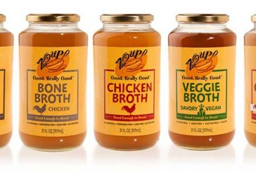 Zoup! All-Natural Broths Now Available At Grocery