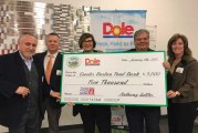NEPC, Dole Give $5K To Greater Boston Food Bank Following Volunteer Effort