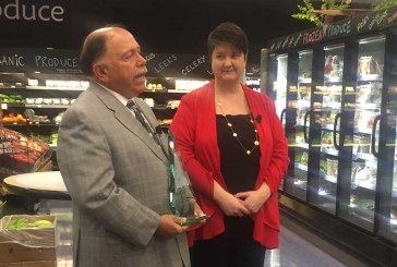 Ohio's Raisin Rack Natural Food Market Wins Top Grocer Award