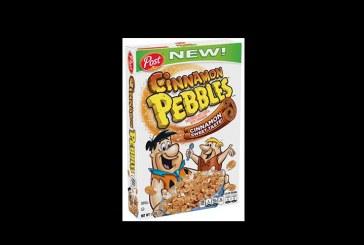 Pebbles Cereal Adds Cinnamon Variety