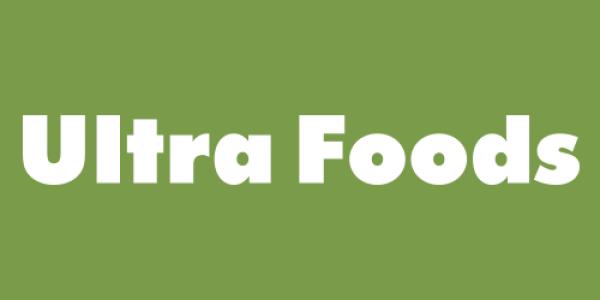 Ultra Foods logo