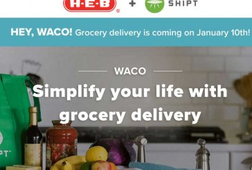 H-E-B Extends Grocery Delivery To Waco Through Shipt Partnership