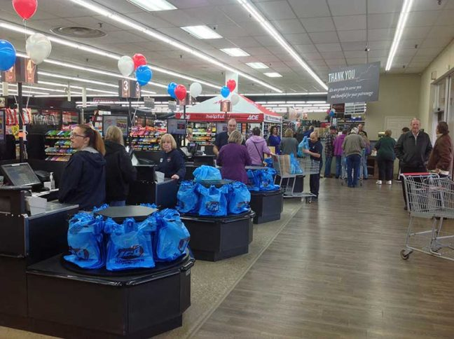 Newly Remodeled Liberty Iga Now Open In Kentucky