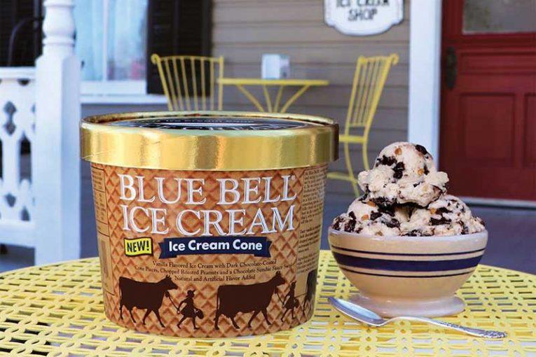 Blue Bell Ice Cream 106