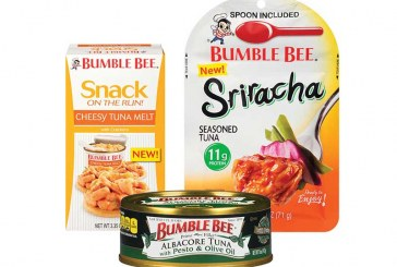 Bumble Bee Introduces New Flavors, Protein Snacks