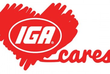 IGA Announces Its New Cause Marketing Partner