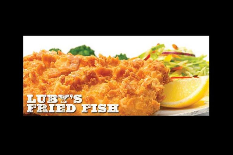 Luby 39 s cafeteria group brings fried fish entr e to h e b for Lubys fried fish