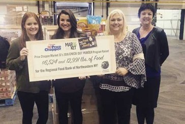 Price Chopper-Market 32 Collects 28 Tons Of Food For Food Banks