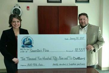AWG Donates To Samaritan's Purse As Part Of Milestone Anniversary Celebration