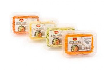 Del Monte Fresh Produce Launches Vegetable Noodles