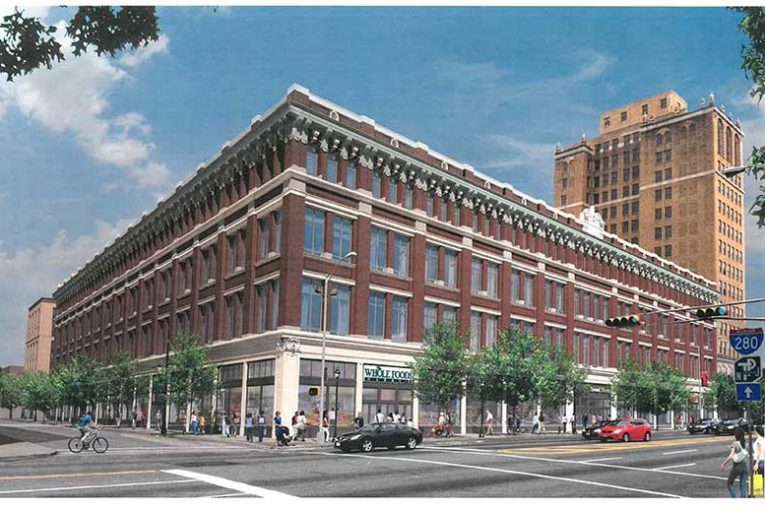 Whole foods market to open newark store in historic building for Fish market newark nj