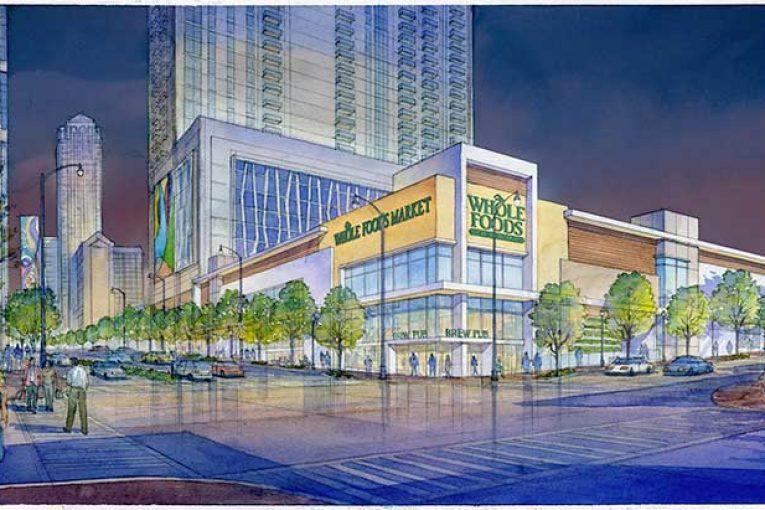 Whole Foods In Midtown Atlanta