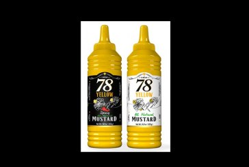 The 78 Brand Co. Launches All Natural Mustard Products
