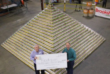 Brookshire's World Record Attempt Will Help Feed Thousands