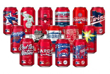 Budweiser Releases MLB Team Cans Ahead Of Baseball's Opening Day