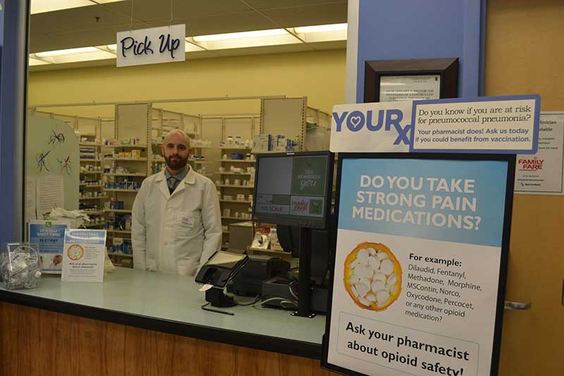 SpartanNash recently expanded its Opioid Safety Project to each of its 61 Michigan pharmacies, emphasizing the safe use of opioid medications and education on how to identify, prevent and reverse an accidental opioid overdose.