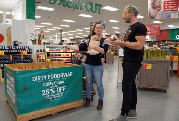 Earth Fare Encourages Shoppers To 'Come Clean' With 'Dirty' Food Swap
