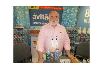 Avitae Debuts Time-Release Caffeinated Water At Expo West