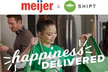 Meijer Surpasses 500K Home Deliveries Through Shipt