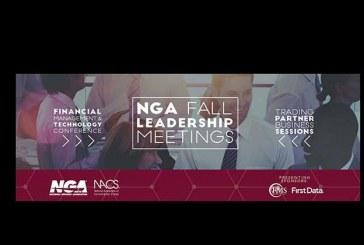 NGA Aligns Its Fall Leadership Meetings With NACS Show