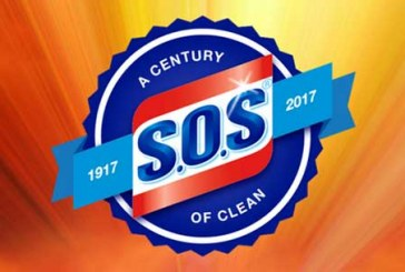 S.O.S Soap Pads Marking 100th Anniversary