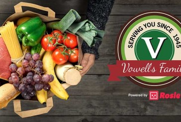 Vowell's Market Place Launches 'Shop, Drop & Roll' Online Shopping Service