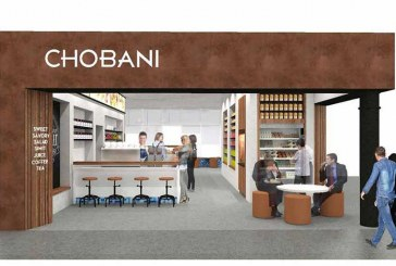 New Texas Walmart Features Chobani Café