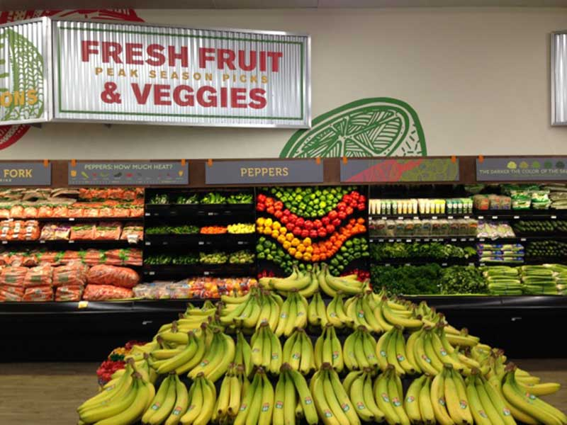 Save Mart produce