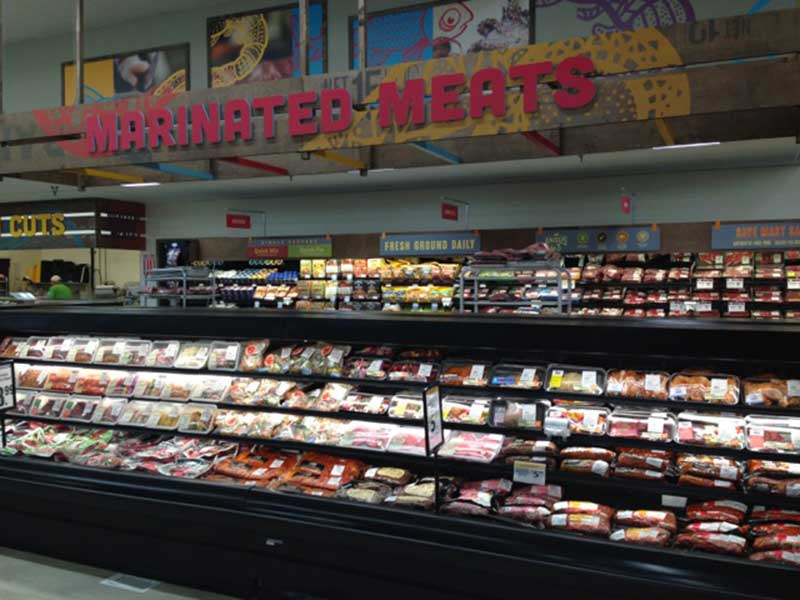 Save Mart meats