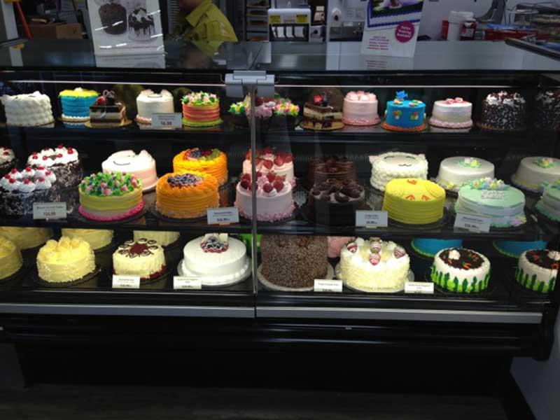 Save Mart bakery