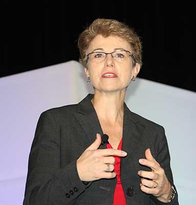 Danette Amstein (Photo courtesy of FMI)