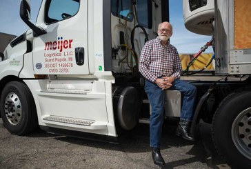 Meijer Fleet Driver's Career Spans More Than 5 Million Miles In 45 Years