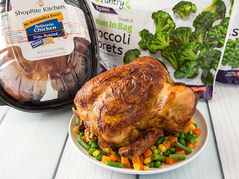ShopRite, Perdue Launch 'No-Antibiotics-Ever' Rotisserie Chicken