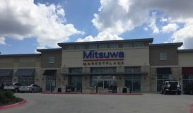 New Mitsuwa Marketplace in Plano, Texas