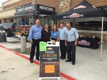 Johnsonville FSA Fundraiser, Kroger Marketplace, Bartonville, Texas, April 19