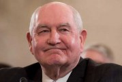 Perdue Confirmed As U.S. Secretary Of Agriculture