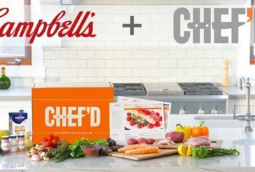 Campbell Soup Co. Invests In Chef'd Meal Solutions Program